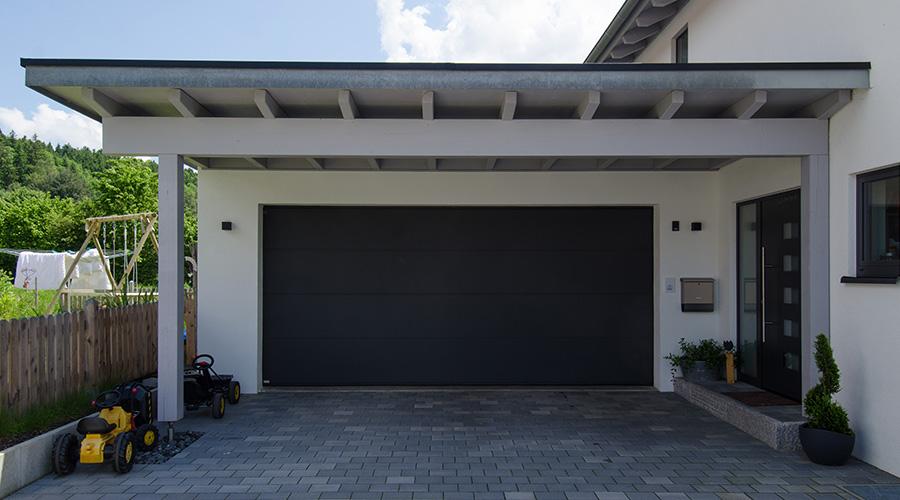 Holzhausbau / Garagen / Gewerbehallen / Altbausanierung uvm.